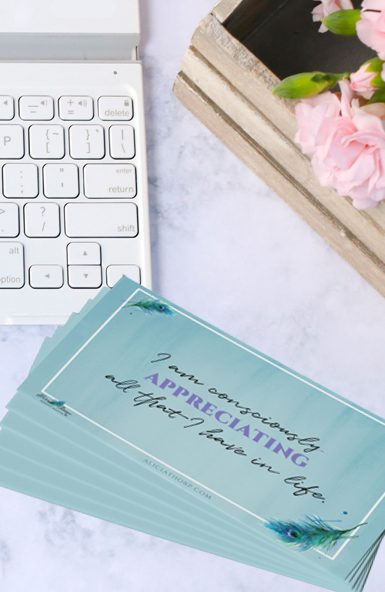 Positive Affirmations for Productivity
