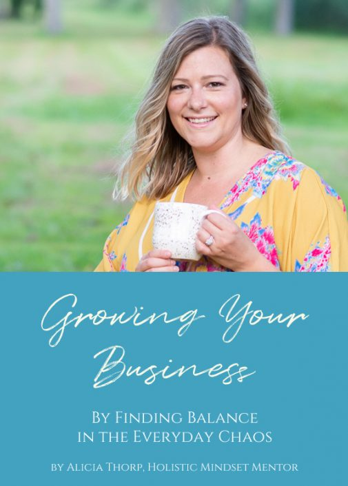 Grow Your Business by Finding Balance